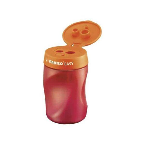 Temperamatite Stabilo Easy per Destri Arancio SCUOLAWEB