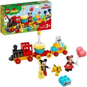 DUPLO Disney Il treno del compleanno di Topolino e Minnie