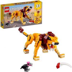 LEGO Creator Leone selvatico