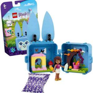 LEGO Friends Il cubo del Coniglietto di Andrea
