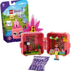 LEGO Friends Il cubo del Fenicottero di Olivia