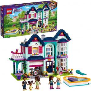 LEGO Friends La villetta familiare di Andrea