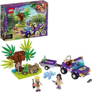 LEGO Friends Salvataggio nella giungla dell'elefantino