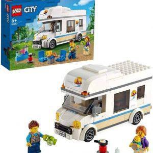 Lego City Great Vehicles Camper delle vacanze
