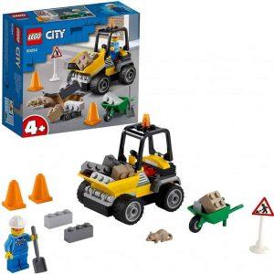 Lego City Great Vehicles Ruspa da cantiere