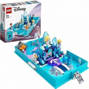 Lego Disney Princess Elsa e le avventure fiabesche del Nokk