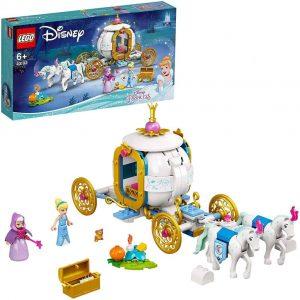 Lego Disney Princess La carrozza reale di Cenerentola