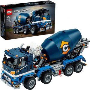 Lego Technic Betoniera