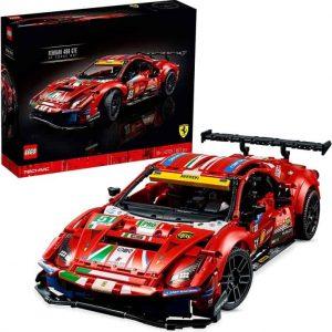 LegoTechnic Ferrari 488 GTE AF Corse #51