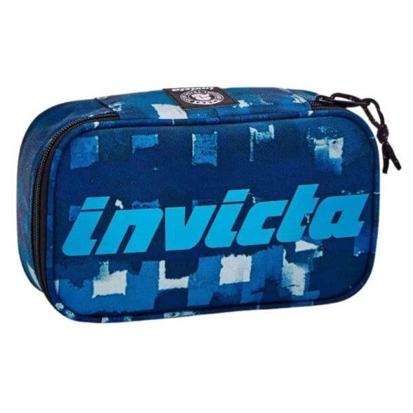 Quick Case Invicta Check Blu