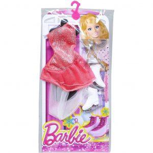 Barbie Abito pattinatrice su ghiaccio