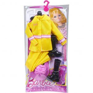 Barbie Look I Can Be Vigile del Fuoco