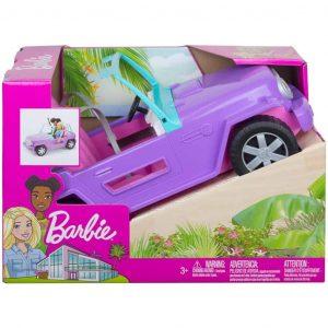 Barbie Veicolo Jeep da Spiaggia
