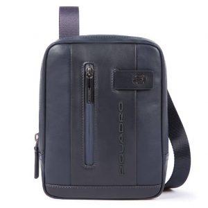 Borsello Piquadro porta Tablet 10,5″ in pelle Urban blu CA1816UB00/BLU