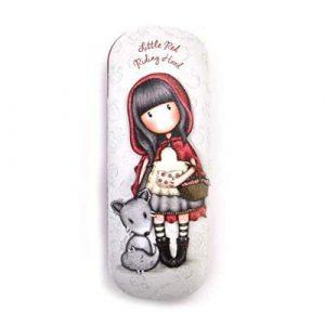 Custodia Per Occhiali Gorjuss Little Red Riding Hood