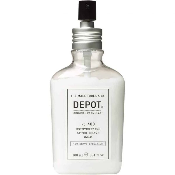 DEPOT 408 Moisturizing After Shave Balm Classic Cologne 100ml