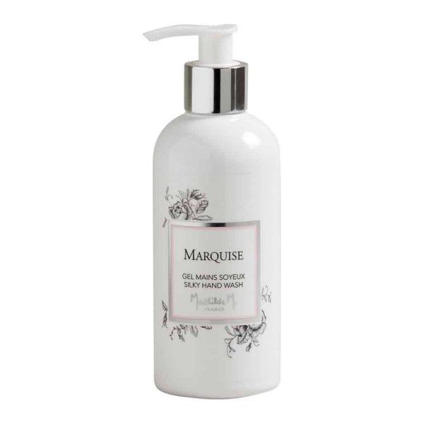Dispenser sapone liquido per mani MATHILDE M profumo Marquise