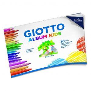 Giotto Album A4 Kids per disegno 30F 90G