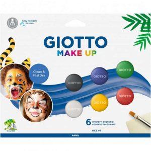 Giotto Make Up conf. 6 Ombretti Cosmetici