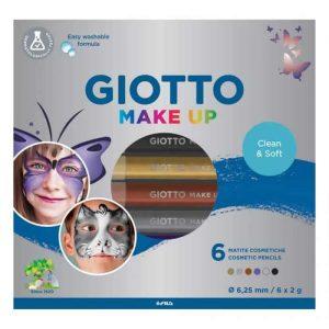 Giotto Make Up set 6 matite cosmetiche