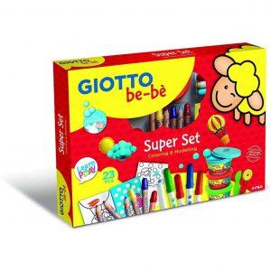 Giotto be-be' My Super Set23 pezzi assortiti
