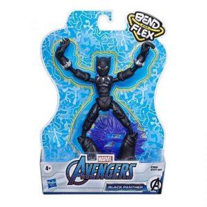Hasbro Marvel Avengers Black Panther personaggi snodabili 15cm