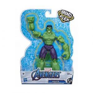 Hasbro Marvel Avengers Hulk personaggi snodabili 15cm