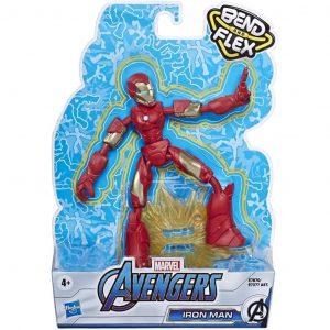 Hasbro Marvel Avengers Iron Man personaggi snodabili 15cm