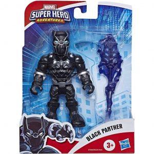Hasbro Marvel Super Hero Adventures Black Panther 12