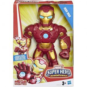Hasbro Marvel Super Hero Iron Man Mega Mighties Avengers 25cm