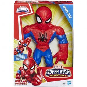 Hasbro Marvel Super Hero Spider Man Mega Mighties Avengers 25cm