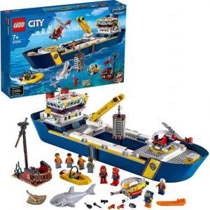 LEGO City Nave da esplorazione oceanica