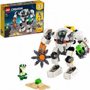 LEGO Creator Mech per estrazioni spaziali