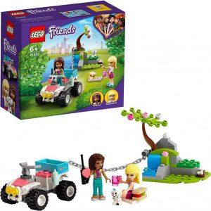 LEGO Friends Il buggy di soccorso della clinica veterinaria