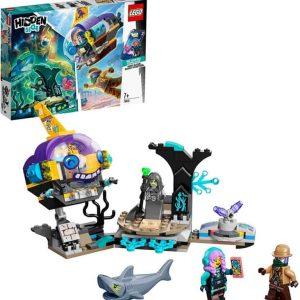 LEGO Hidden Side Sottomarino di J.B.