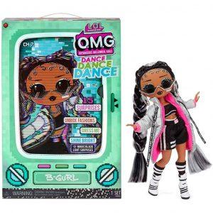 LOL Surprise Dance Dance Dance OMG Fashion Doll B-Gurl