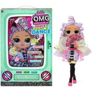 LOL Surprise Dance Dance Dance OMG Fashion Doll Miss Royale