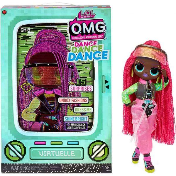 LOL Surprise Dance Dance Dance OMG Fashion Doll Virtuelle