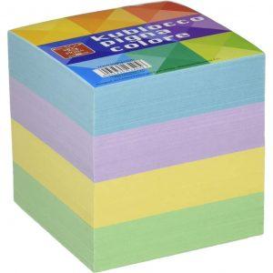 Lebez cubo carta bianca collato 9x9cm 700fg