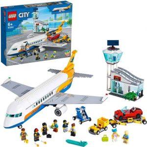 Lego City Aereo Passeggeri
