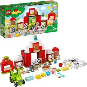 Lego DUPLO Town Fattoria con fienile