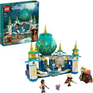 Lego Disney Princess Raya e il Palazzo del Cuore