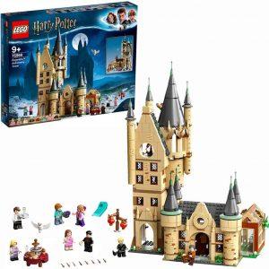Lego Harry Potter Torre di Astronomia di Hogwart
