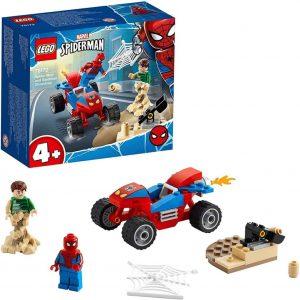 Lego La resa dei conti tra Spider-Man e Sandman