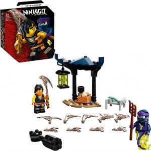 Lego Ninjago Battaglia epica - Cole vs Guerriero fantasma