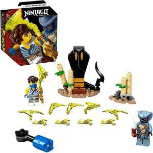 Lego Ninjago Battaglia epica - Jay vs Serpentino