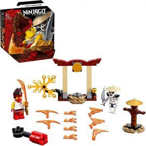 Lego Ninjago Battaglia epica - Kai vs Skulkin
