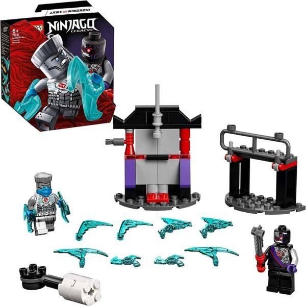 Lego Ninjago Battaglia epica - Zane vs Nindroid