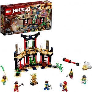 Lego Ninjago Il Torneo degli Elementi