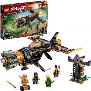 Lego Ninjago Spara Missili